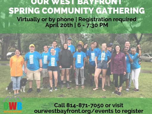 OWB Spring 2021 Gathering